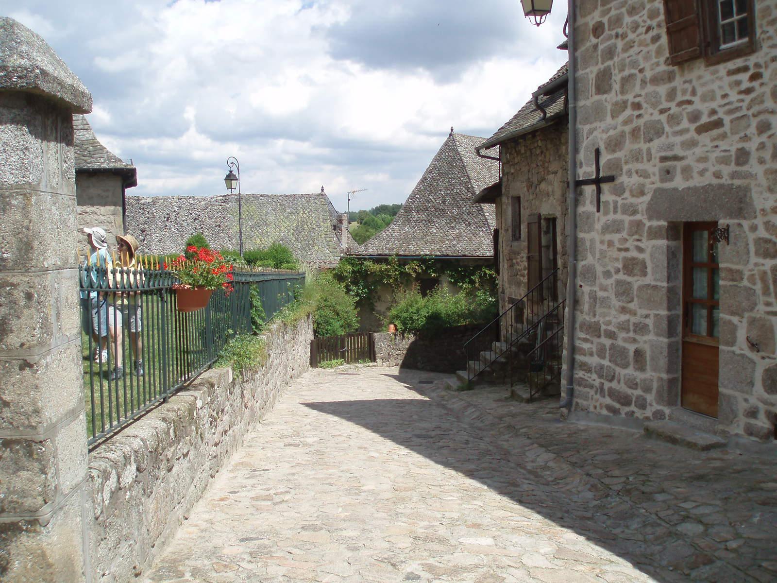 Village de Marcolès